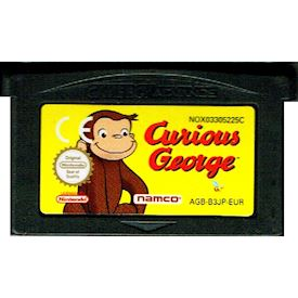 CURIOUS GEORGE NICKE NYFIKEN GBA