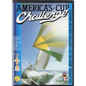 AMERICAS CUP CHALLENGE C64 DISK