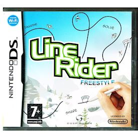 LINE RIDER FREESTYLE DS