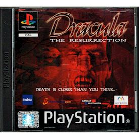 DRACULA THE RESURRECTION PS1
