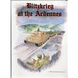 BLITZKRIEG AT THE ARDENNES AMIGA