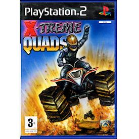 X-TREME QUADS PS2