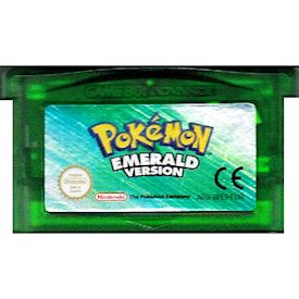 POKEMON EMERALD GBA
