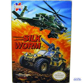 SILK WORM NES REV-A USA
