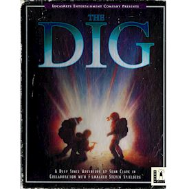 THE DIG PC BIGBOX