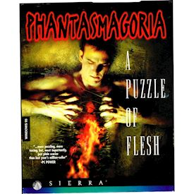 PHANTASMAGORIA 2 A PUZZLE OF FLESH PC