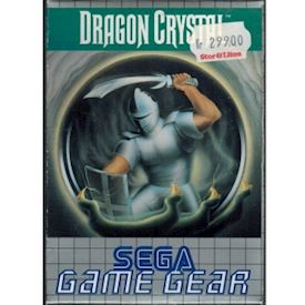 DRAGON CRYSTAL GAMEGEAR