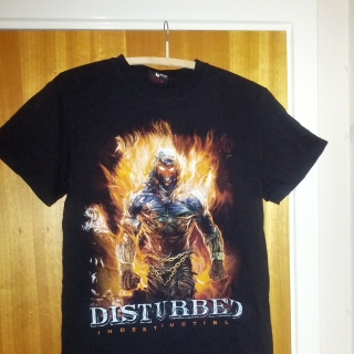 T-shirt Disturbed