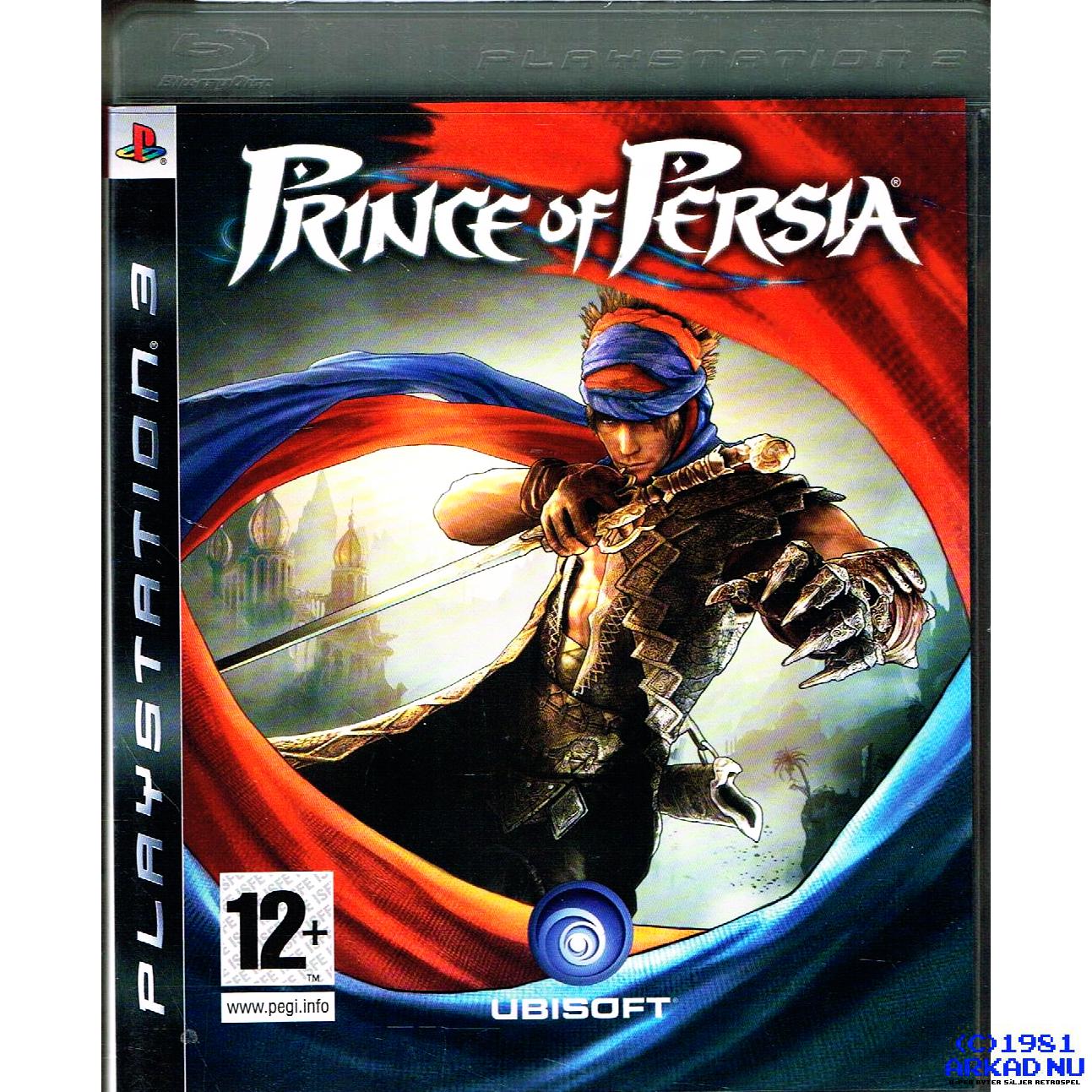 Playstation 3 spel rea